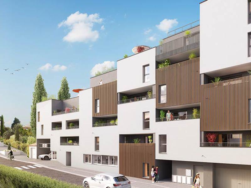 Appartement neuf, 61,43 m²
