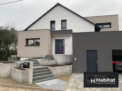 Maison neuve, 235 m²