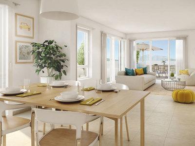 Appartement neuf, 67,02 m²
