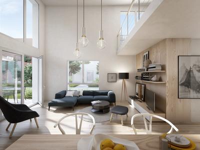 Appartement neuf, 48,1 m²