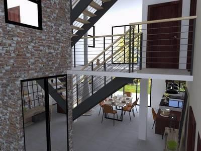 Maison neuve, 164 m²