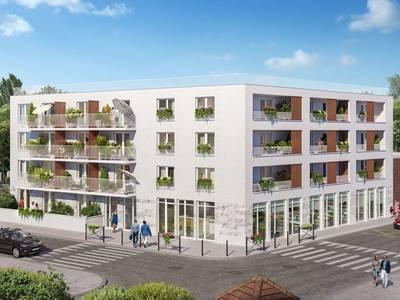 Appartement neuf, 57,4 m²