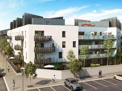 Appartement neuf, 77,78 m²
