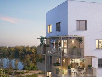 Appartement neuf, 91,03 m²