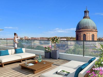 Appartement neuf, 66,27 m²