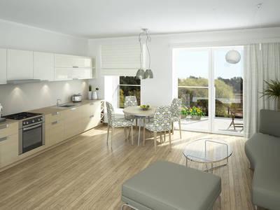 Appartement neuf, 125 m²