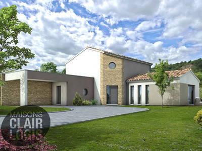 Maison neuve, 155 m²