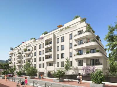 Appartement neuf, 44,84 m²