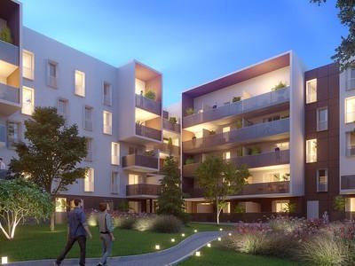 Appartement neuf, 54,25 m²