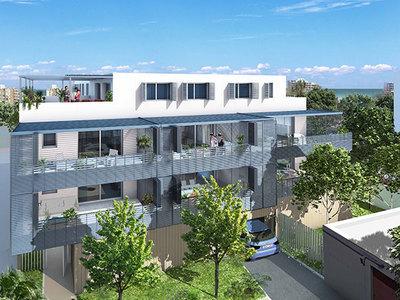 Appartement neuf, 142 m²