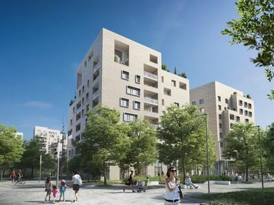 Appartement neuf, 53,2 m²