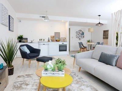 Appartement neuf, 98,4 m²