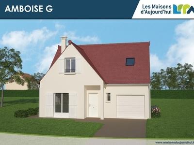 Maison neuve, 86,35 m²