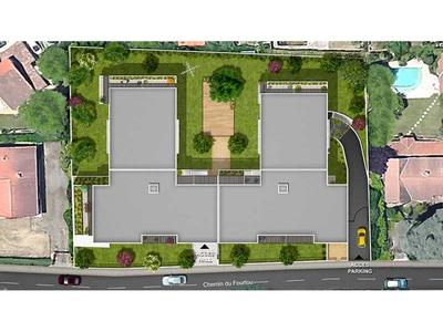 Appartement neuf, 42,2 m²