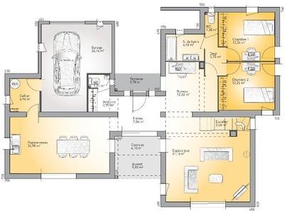 Maison neuve, 160 m²