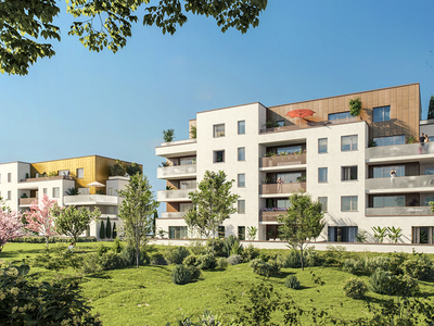 Appartement neuf, 77,16 m²