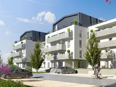 Appartement neuf, 44,68 m²