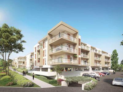 Appartement neuf, 75 m²