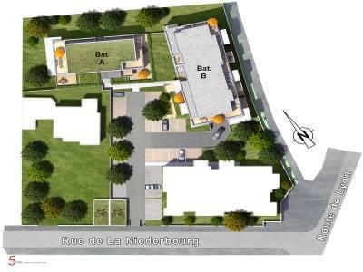 Appartement neuf, 58,7 m²