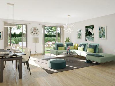 Maison neuve, 120,09 m²