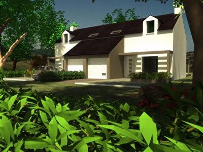 Maison neuve, 66,33 m²