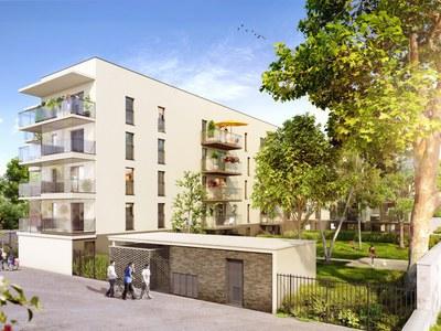 Appartement neuf, 37,95 m²