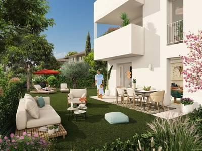 Appartement neuf, 58,5 m²