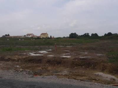 Terrain à bâtir, 733 m²