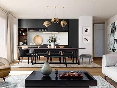 Appartement neuf, 64,1 m²