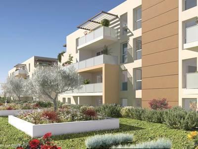 Appartement neuf, 89,3 m²