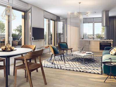 Appartement neuf, 62,37 m²
