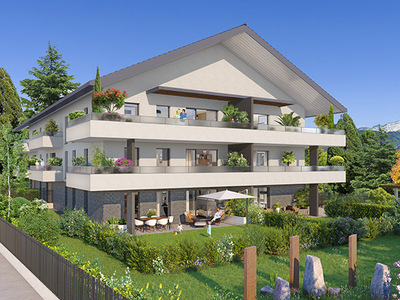 Appartement neuf, 71,8 m²