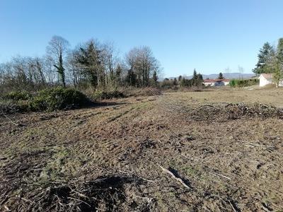 Terrain à bâtir, 900 m²