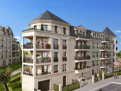 Appartement neuf, 42,49 m²