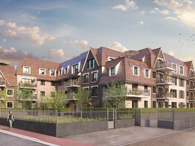 Appartement neuf, 62,58 m²