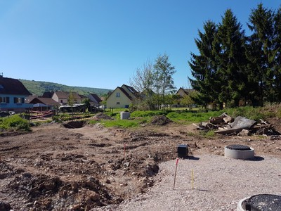 Terrain à bâtir, 1 698 m²