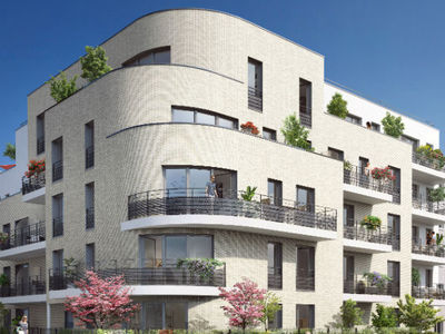 Appartement neuf, 66,88 m²