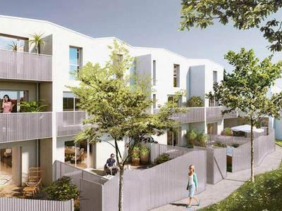 Appartement neuf, 39,9 m²