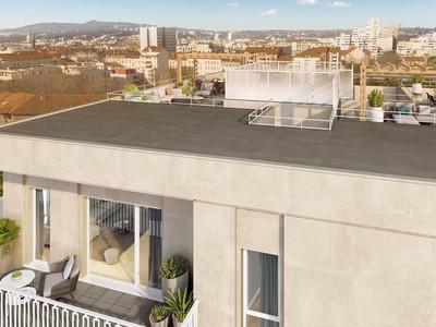 Appartement neuf, 44,3 m²