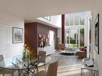 Appartement neuf, 85,52 m²