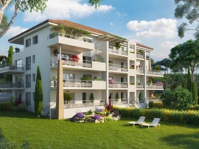 Appartement neuf, 65,26 m²