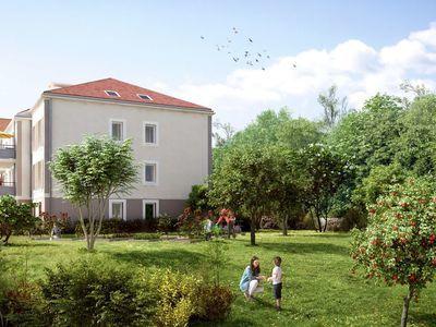 Appartement neuf, 46,69 m²
