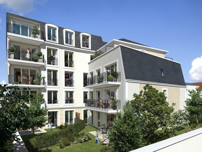 Appartement neuf, 44,6 m²