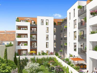 Appartement neuf, 37,4 m²