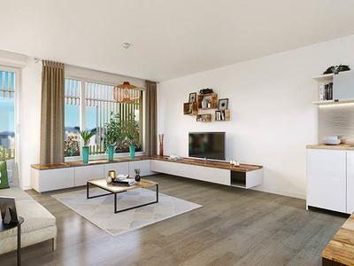 Appartement neuf, 81,35 m²