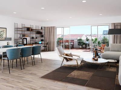 Appartement neuf, 67,7 m²