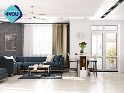 Appartement neuf, 42,82 m²