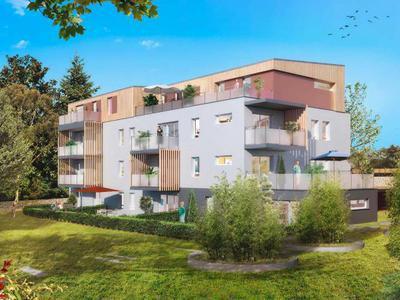 Appartement neuf, 73,1 m²