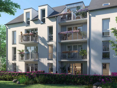 Appartement neuf, 39,87 m²