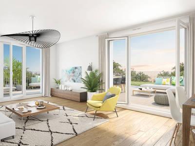 Appartement neuf, 40,88 m²